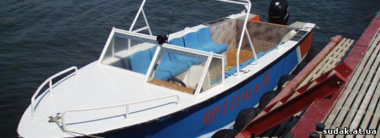рыбалка в Судаке